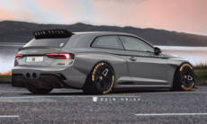 Vad tycker du om Audi RS5 som Shooting Brake?
