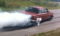 Volvo 240: The Super Safe Swedish Sedan...