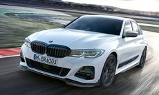 BMW kan styla din nya 3-serie med M Performance Parts