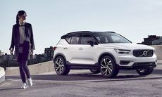 Volvo XC40 vinner Women's World Car of the Year 2018