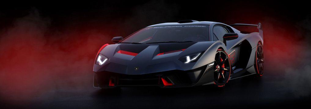Har Ar Lamborghini Sc18 Byggd I Ett Enda Exemplar Auto Motor