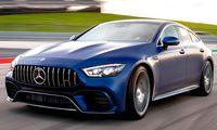 Test: Mercedes-AMG GT 63 S 4Matic+ 4-d Coupé – Best i klassen