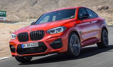 Officiell: BMW X3 M och X4 M Competition får nya turbosexan S58 med 510 hk