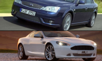 Aston Martins mytomspunna V12:a – två Ford-V6:or?