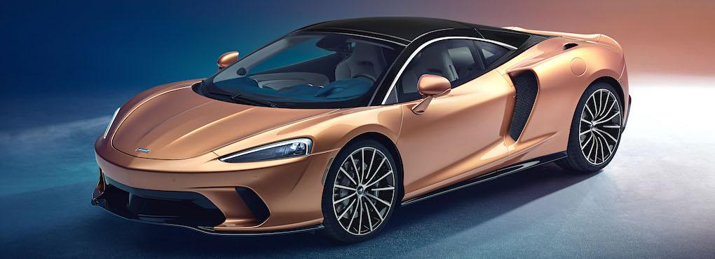 Helt nya McLaren GT – den mest praktiska hittills med både lyx och komfort