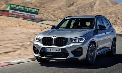Prov: BMW X3 M Competition – äntligen en värsting
