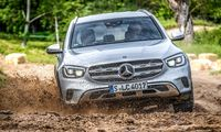 Prov: Mercedes GLC 300 4Matic – G-klass Junior imponerar med ny teknik