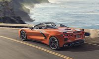 Officiell: Chevrolet C8 som Cabriolet