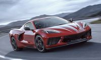 Officiellt: Så snabb blir Chevrolet Corvette Stingray C8