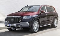 Mercedes-Maybach GLS 600 4Matic får 558 hk hybrid-V8 – ultralyx i storformat