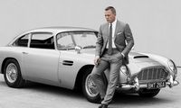 "Filmtrailer: Se James Bond i ""No Time To Die"" med nya och gamla bilar"