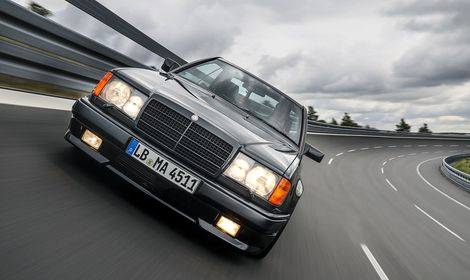 Test: AMG 300 CE 6.0 – The Hammer