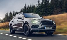 Prov: Bentley Bentayga Speed – den sista av sitt slag