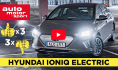 Test: Hyundai Ioniq Electric