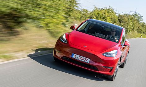 Prov: Tesla Model Y – Made in Germany