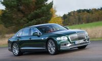 Prov: Bentley Flying Spur – sporrande lyx