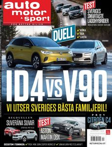 Duell: VW ID.4 vs Volvo V90