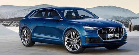 Audi laddhybrid