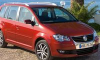BEG: VW Touran - Golf som familjebuss