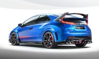 Spion: Honda Civic Type R
